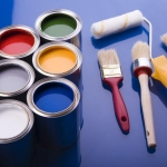 Glendale-Painters-Tools-and-Paint